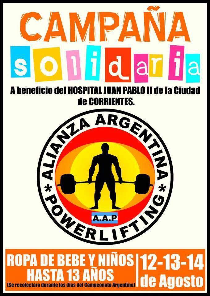 Campaña Solidaria en Corrientes